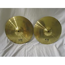 Wuhan 14in 457 Hi Hats Cymbal