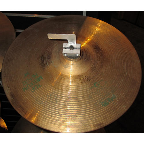 used paiste 14in 505 cymbal guitar center. Black Bedroom Furniture Sets. Home Design Ideas
