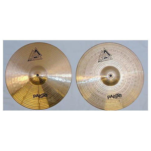 Paiste 14in 802 Hi Hat Cymbal