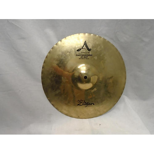 Zildjian 14in A Custom Mastersound Hi Hat Top Cymbal