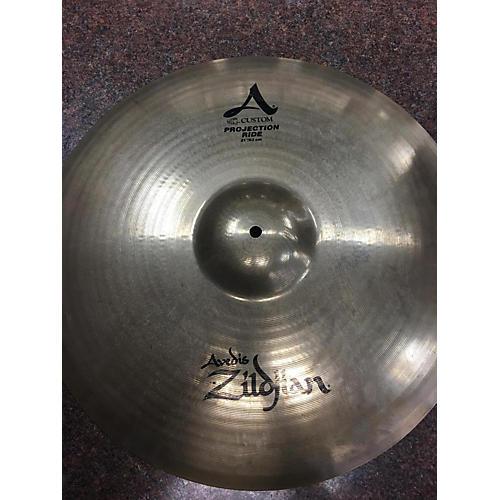 Zildjian 14in A Custom Projection Ride Cymbal