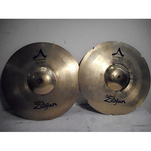 Zildjian 14in A Custom Rezo (Pair) Cymbal