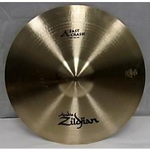 Zildjian 14in A FAST CRASH Cymbal