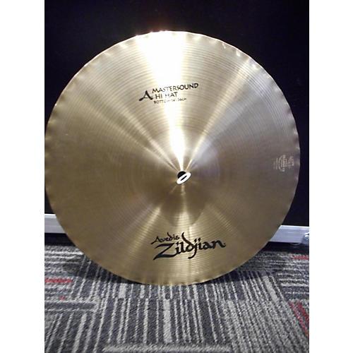 Zildjian 14in A Mastersound Hi Hat Bottom Cymbal