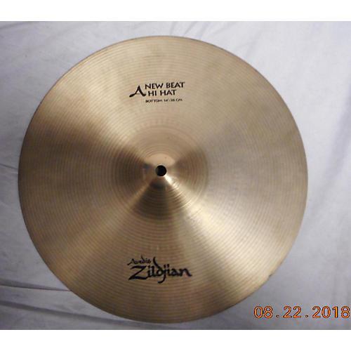 Sabian 14in A New Beat Hi Hat Bottom Cymbal