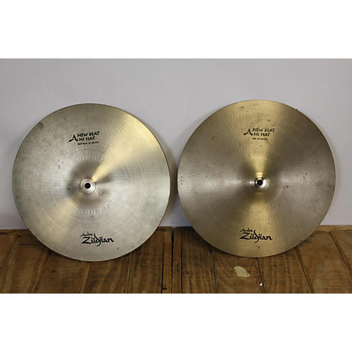 Zildjian 14in A SERIES NEW BEAT Cymbal