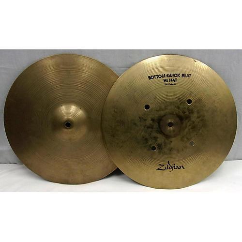 Zildjian 14in A Series Quick Beat Hi Hat Pair Cymbal