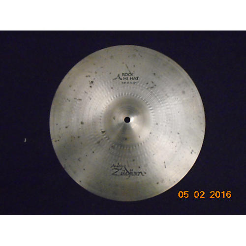 Zildjian 14in A Series Rock Hihat Top Cymbal