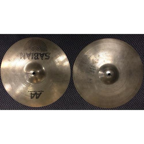 Sabian 14in AA REGULAR HATS Cymbal