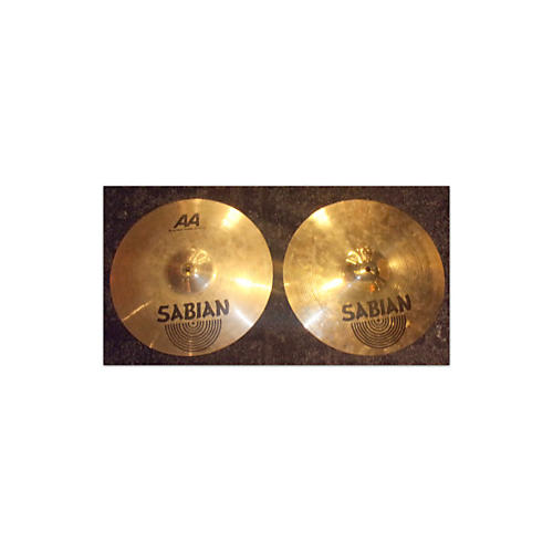 Sabian 14in AA REGULAR HI HATS PAIR Cymbal
