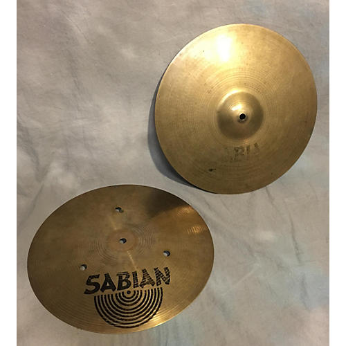 Sabian 14in AAX Fast Hi Hat Pair Cymbal