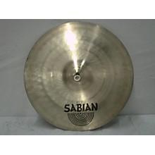 Sabian 14in AAX STUDIO BOTTOM HI HAT Cymbal