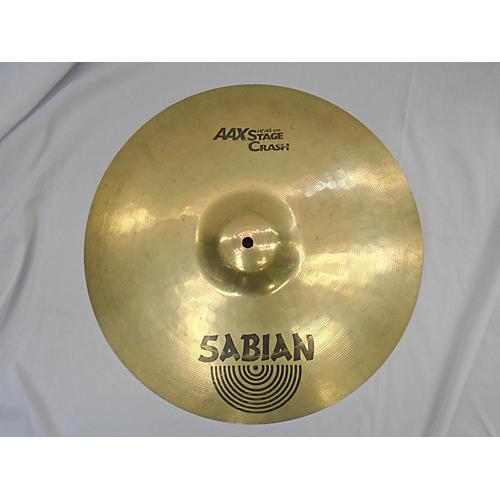 Sabian 14in AAX Stage Crash Cymbal