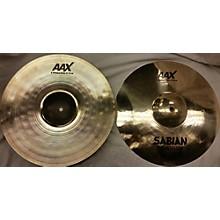 Sabian 14in AAX Xplosion Hi Hat Pair Cymbal