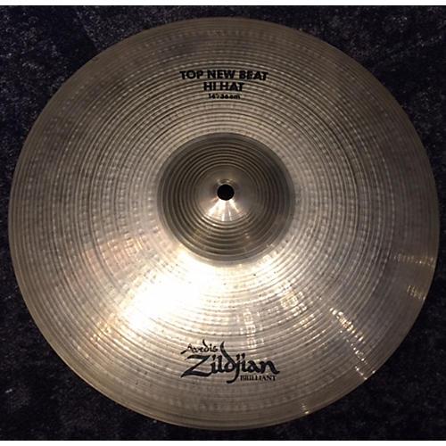 Zildjian 14in AVEDIS TOP NEW BEAT HIHAT Cymbal