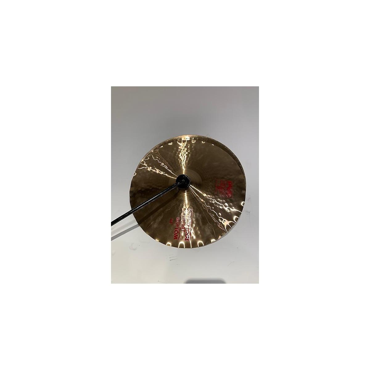 Paiste 14in Alpha Sound Edge Hi Hat Bottom Cymbal