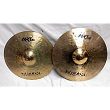 Istanbul Agop 14in Art20 Hihat Pair Cymbal