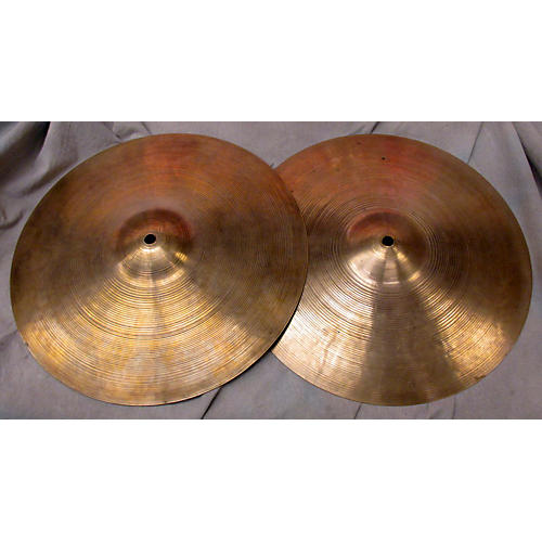 Zildjian 14in Avedis HiHat Pair Cymbal
