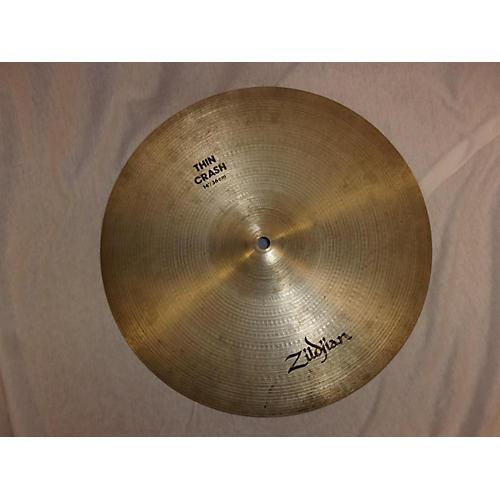 Zildjian 14in Avedis Thin Crash Cymbal