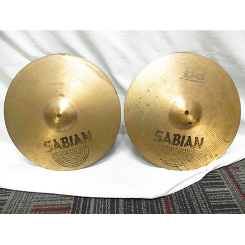 Sabian 14in B8 Hi Hat Pair Cymbal
