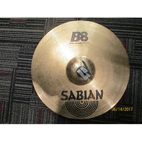 Sabian 14in B8 Pro Crash Cymbal