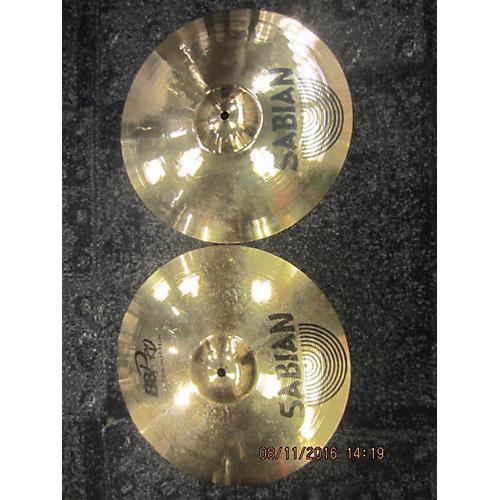 Sabian 14in B8 Pro Hi Hat Pair Cymbal