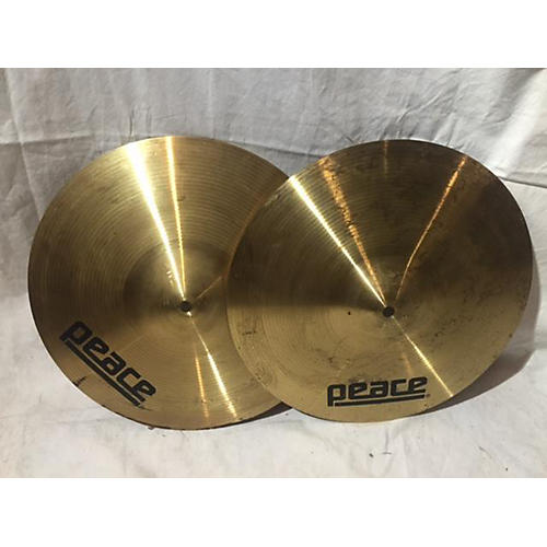 Peace 14in Beginner Cymbal