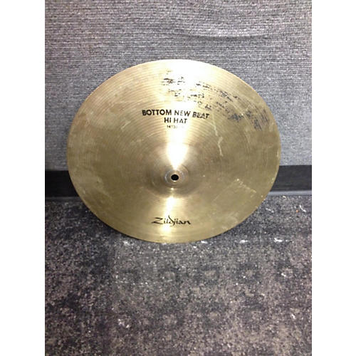 Zildjian 14in Bottom New Beat Cymbal