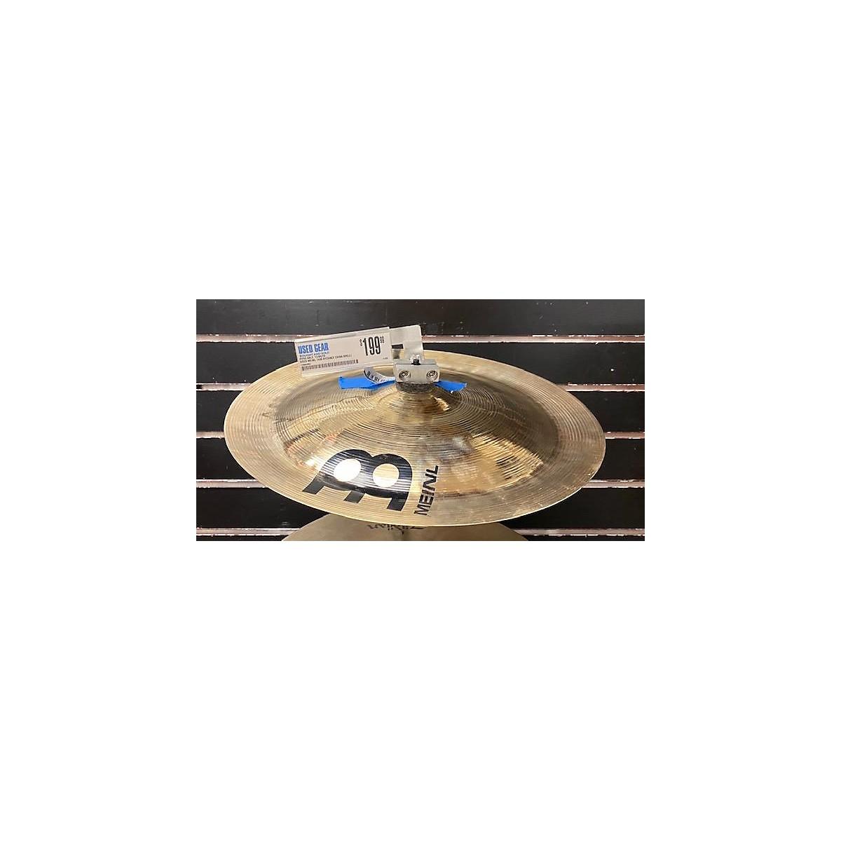 Meinl 14in Byzance China Brilliant Cymbal