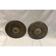 Meinl 14in Byzance Extra Dry Hihat Pair Cymbal