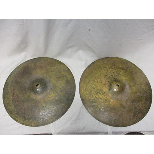 Meinl 14in Byzance Vintage Pure Hi Hat Pair Cymbal