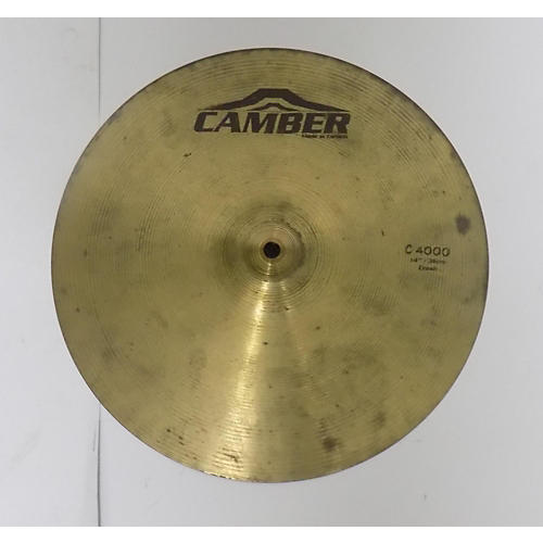Camber 14in C4000 Crash Cymbal