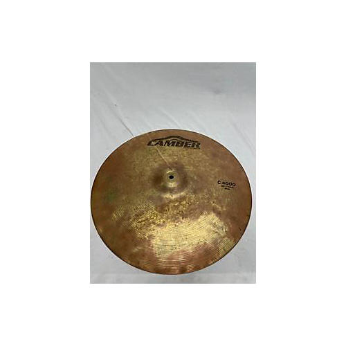 Camber 14in C4000 Hi Hat Top Cymbal