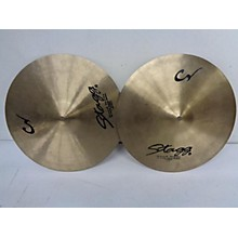 Stagg 14in C8-HW14 Hi Hats Cymbal