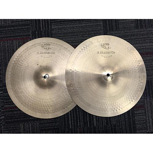 Zildjian 14in CIE Vintage Hi Hat Pair Cymbal