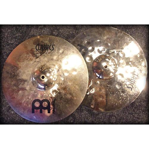 Meinl 14in CLASSIC CUSTOM EXTREME METAL HIHATS Cymbal