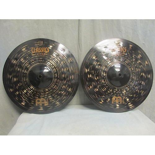 Meinl 14in CLASSIC DARK Cymbal