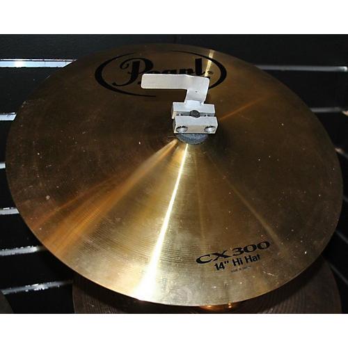 Pearl 14in CX 300 Top Cymbal