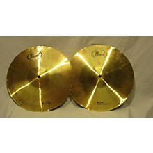 Pearl 14in CX Hi-Hats Cymbal