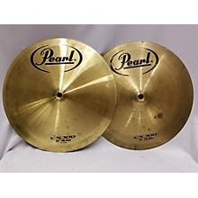 Pearl 14in CX300 14in Hi-Hat Set Cymbal