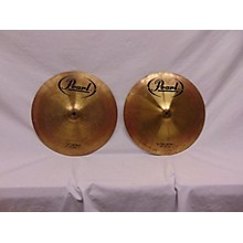 Pearl 14in CX300 HIHAT PAIR Cymbal