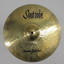 Soultone 14in Custom Brilliant Crash Cymbal