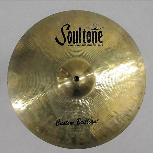 Soultone 14in Custom Brilliant Crash Cymbal