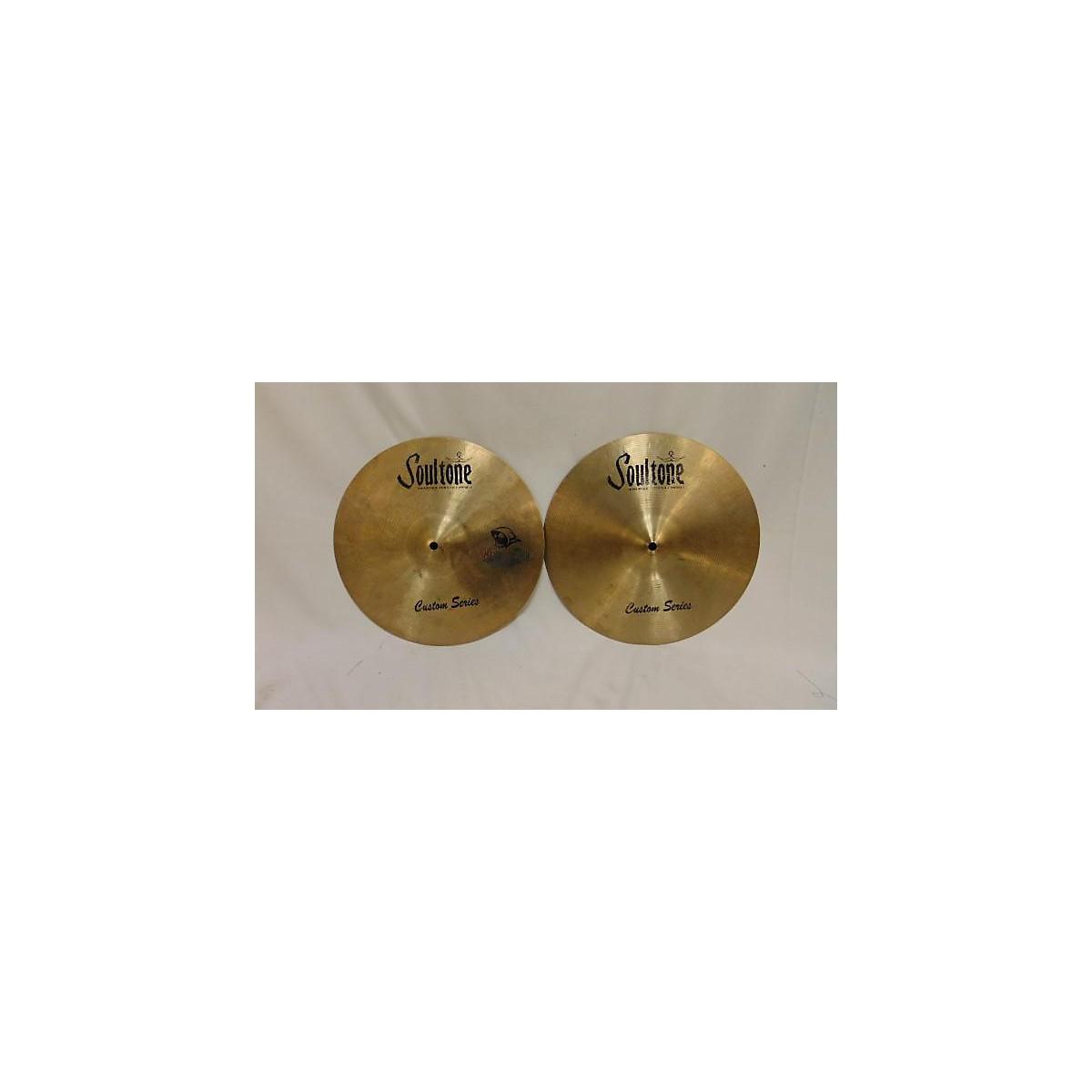 Soultone 14in Custom Series Cymbal