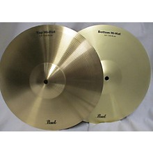 Pearl 14in Cymbals Cymbal