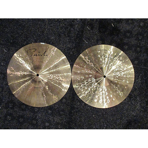 Paiste 14in DIMENSIONS THIN HEAVY HIHATS Cymbal
