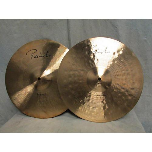 Paiste 14in DIMESIONS HIHAT PAIR Cymbal