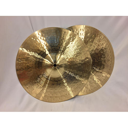 Paiste 14in Dark Crisp Hi Hat Cymbal