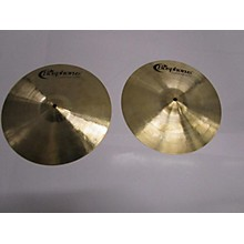 Bosphorus Cymbals 14in Dark Hi Hat Cymbal
