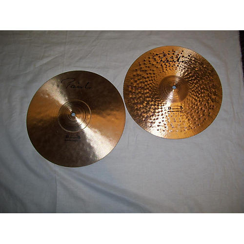 Paiste 14in Dimensions Crunch Hats Cymbal